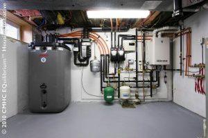 Šildymo įrengimas, montavimas 12