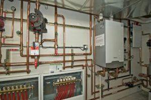 Šildymo įrengimas, montavimas 16